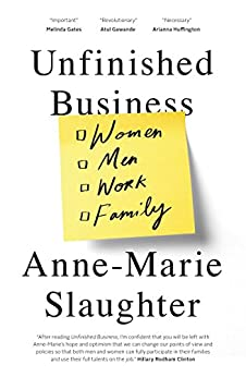 [Slaughter, Anne-Marie]のUnfinished Business (English Edition)
