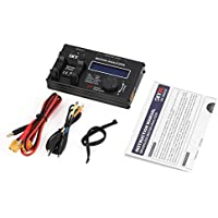Detectoy SkyRC BMA-01 ブラシレスモーターアナライザーテスター RPM KV電圧タイミングノイズAMPホールチェッカーモトライザー LCD付きRCカーパーツ