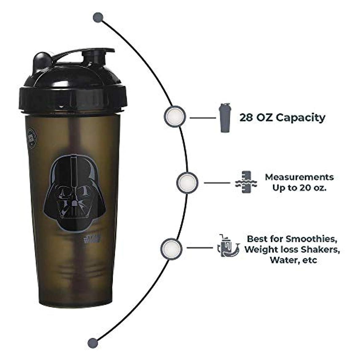 贈り物形降ろすPerfect Shaker スターウォーズシリーズ ダースベイダー シェイカーカップ 800ml 海外直送品