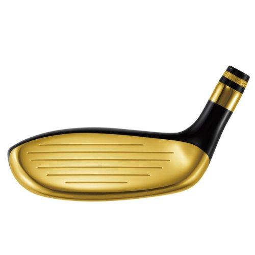 マグレガー GOLD TOURNEY (ゴールド ターニー) ユーティリティ (#3 ロフト 20度) GT201UMシャフト 【2012年モデル】【高反発・SLEルール不適合・新溝ルール不適合】 右 GT201UMシャフ
