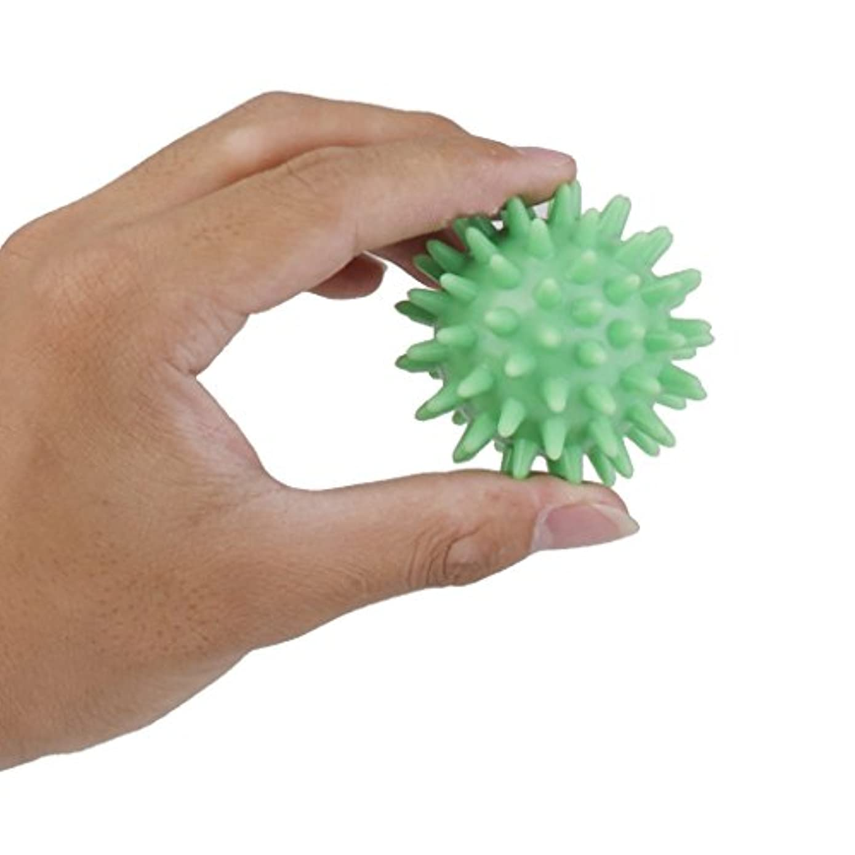 リファインカップルヘルパーsharprepublic マッサージボール 手 足 腕 首 背中 ダーク 5.5cm 血液 循環 促進 簡単 マッサージ ツール