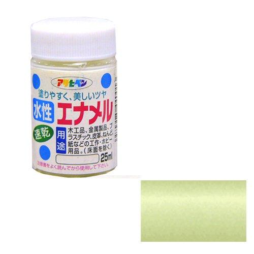 アサヒペン 水性エナメル 速乾 ゴールド5ml