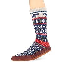 Acorn Unisex-Adult Mens Slipper Sock Cotton