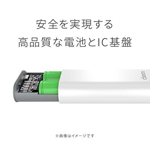 cheero(チーロ)『PowerPlus3mini6700mAh(CHE-068)』
