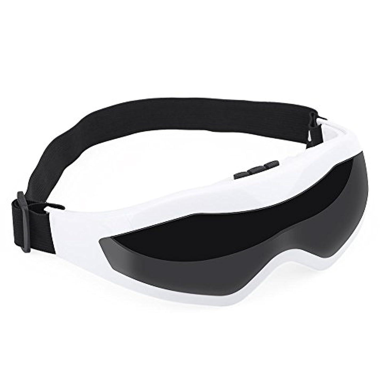 ブラウザカートンおしゃれじゃない目のマッサージャー、USB電磁石の振動目の心配装置の反疲労のしわの目の保護
