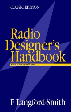 Download Radio Designer's Handbook, Fourth Edition 0750636351