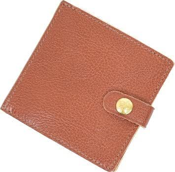 [412228]IL BISONTE(イルビゾンテ)<br>二つ折りレザーウォレット size:one size color:31.red brown