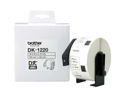 ブラザー 消費/賞味期限ラベル(大) DK-1220 1個(620枚)