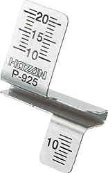 ホーザン(HOZAN) 合格ゲージ   電気工事士試験の時間短縮に 適応P-958 957  P-925