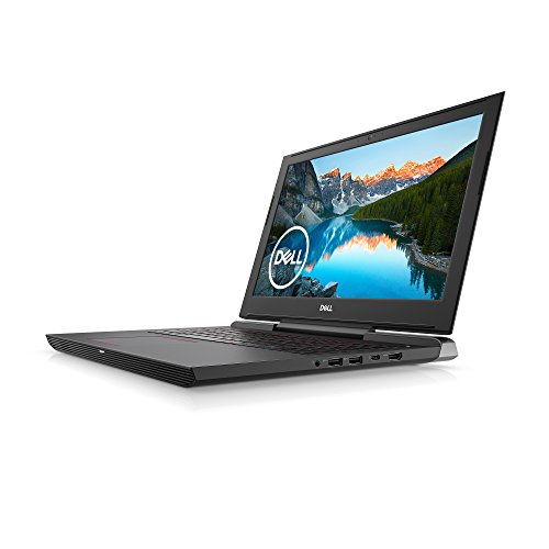 Dell ゲーミングPC ノートパソコン Dell G5 15 5587 core i7 ブラック GTX1060/Windows10/15.6FHD/16GB/256GB SSD+1TB HDD/19Q12B