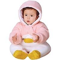 JTENGYAO 幼児の少年少女用ジャンプスーツ 動物の衣装 クリスマスパジャマ衣装