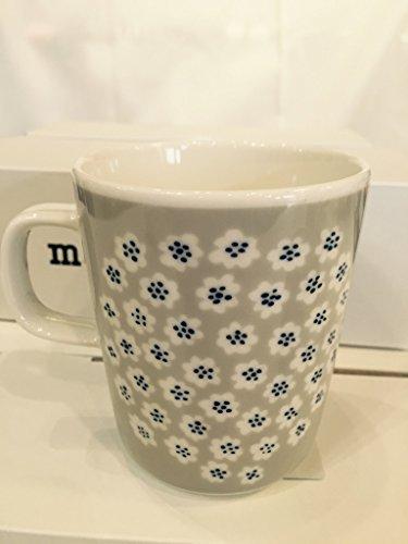 marimekko PUKETTI マグカップ【68354】82(850) ベージュ マリメッコ プケッティ