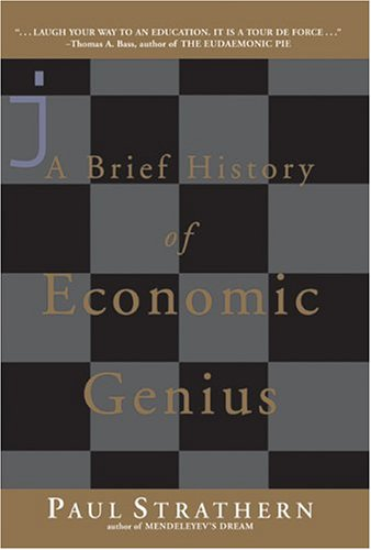 Download A Brief History of Economic Genius 1587991284