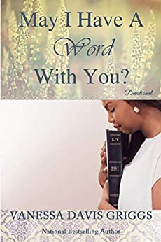 May I Have A Word With You? by [Griggs, Vanessa Davis]