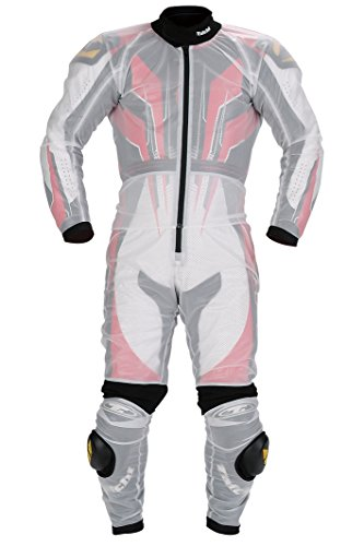 RSタイチ(アールエスタイチ)バイク用レーシングレインスーツ クリア (L) NXR003