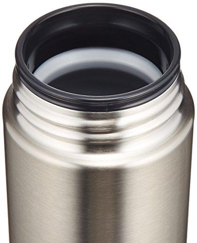 【Amazon.co.jp限定】象印 ( ZOJIRUSHI ) 水筒 直飲み ステンレスマグ 360ml シルバー SM-JB36AZ-XA