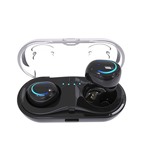 USUNS Bluetoothイヤホン 完全ワイヤレスイヤホン...