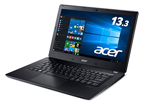 Acer ノートパソコン Aspire V13 V3-372-N34D/K Windows10/Core i3/13.3インチ/4GB/500GB