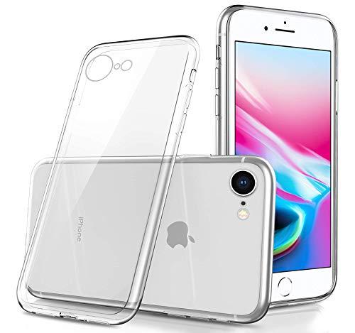 47207f952f 第68位:スマホケース iPhone8 ケース / iPhone7 ケース クリアケース ガラスケース 日本旭硝子