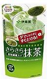 Amazon.co.jp【賞味期限3ヶ月以上あり】伊藤園 さらさら抹茶 30g×30袋入