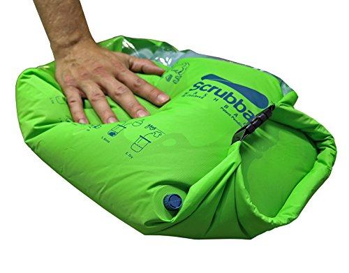 スクラバ ウォッシュバッグ 携帯用洗濯袋 2017新モデル