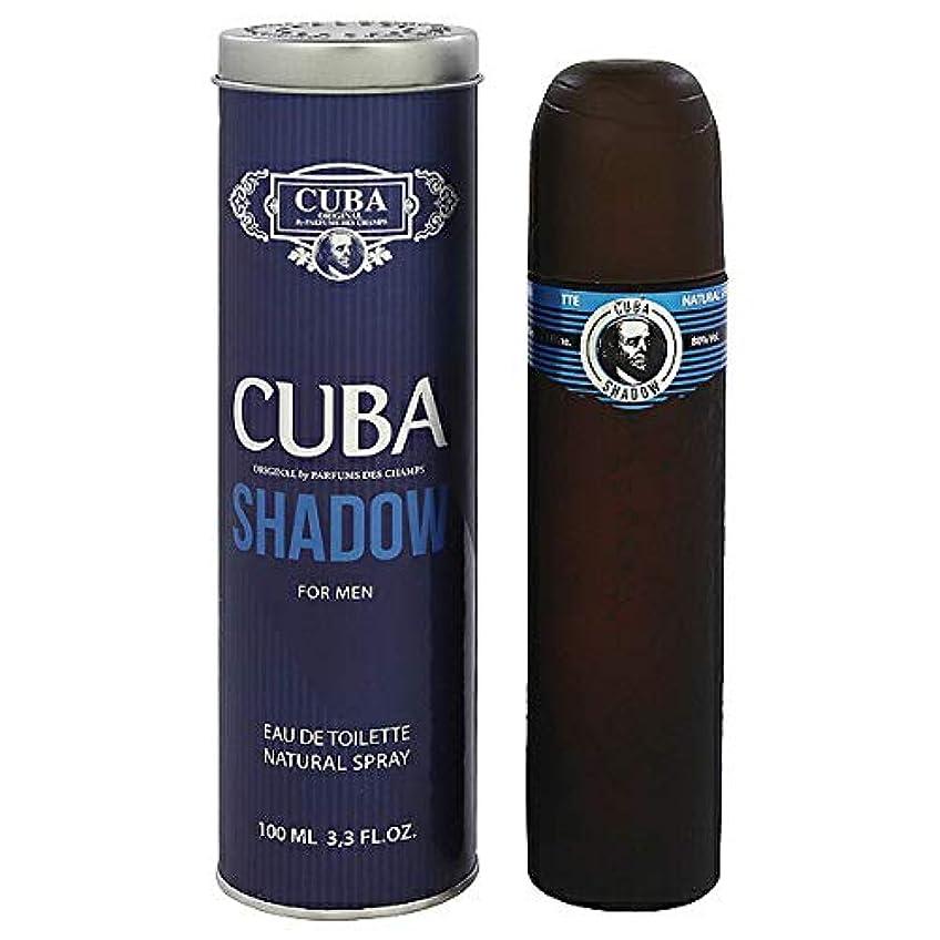 イブ簡略化する中性キューバ CUBA キューバ シャドウ フォーメン EDT SP 100ml [並行輸入品]