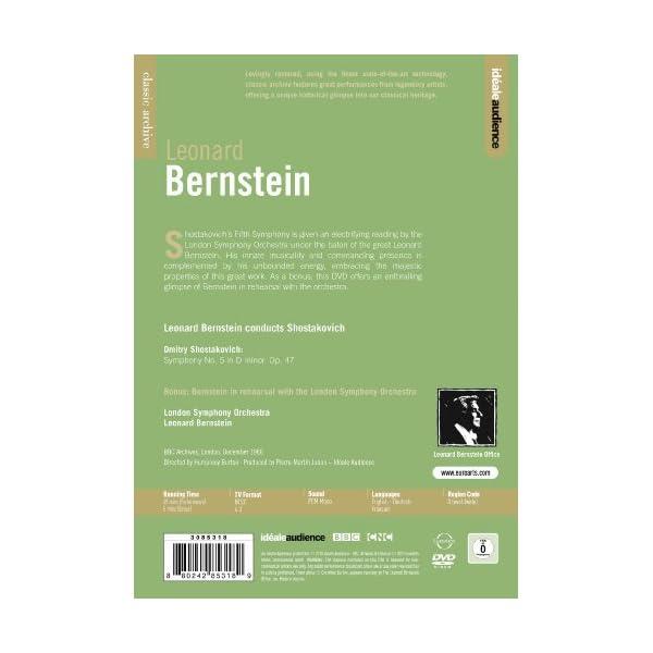 Bernstein Conducts Shos...の紹介画像3