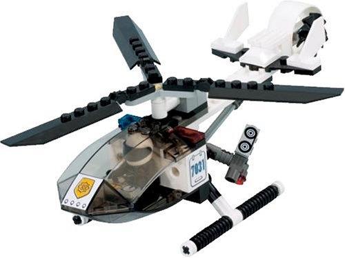 レゴ (LEGO) ワールドシティ ポリスヘリコプター 7031