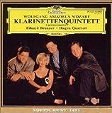 モーツァルト:クラリネット五重奏曲/ディヴェルティメント第1番/同第2番 画像