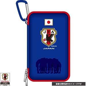 サッカー日本代表チームモデル セミハードケース (3DS LL用)