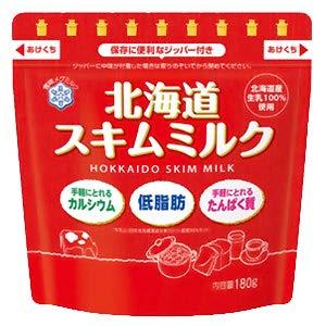 北海道スキムミルクガゼット180G