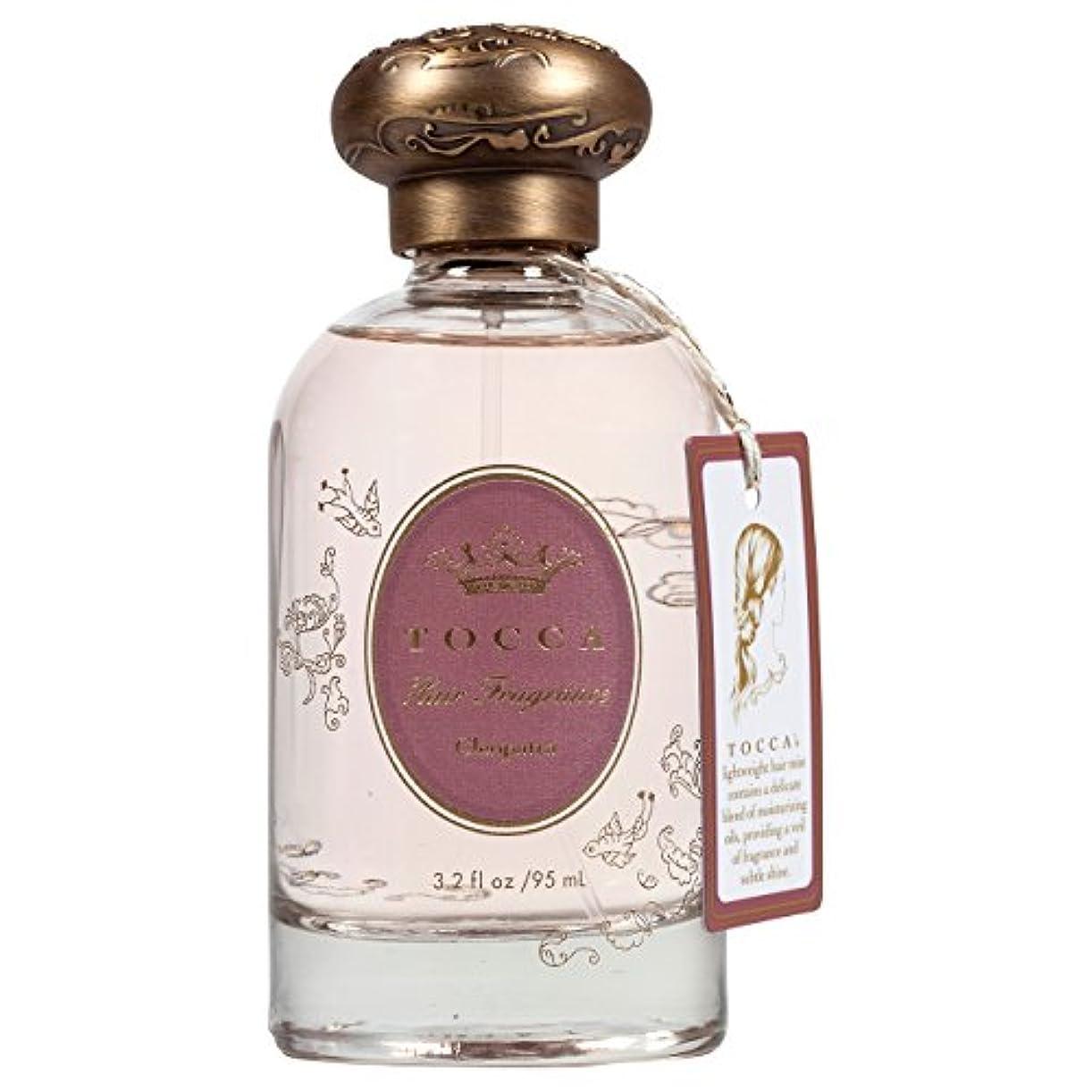 悪質な結婚式はっきりとトッカ(TOCCA) ヘアフレグランスミスト クレオパトラの香り 95ml