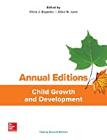 Annual Editions: Child Growth and Development, 22/e (Annual Editions Child Growth & Development)
