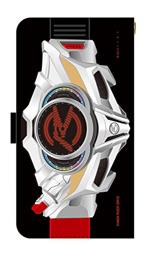 【公式】 仮面ライダードライブ 手帳型 スマホ ケース Xp...