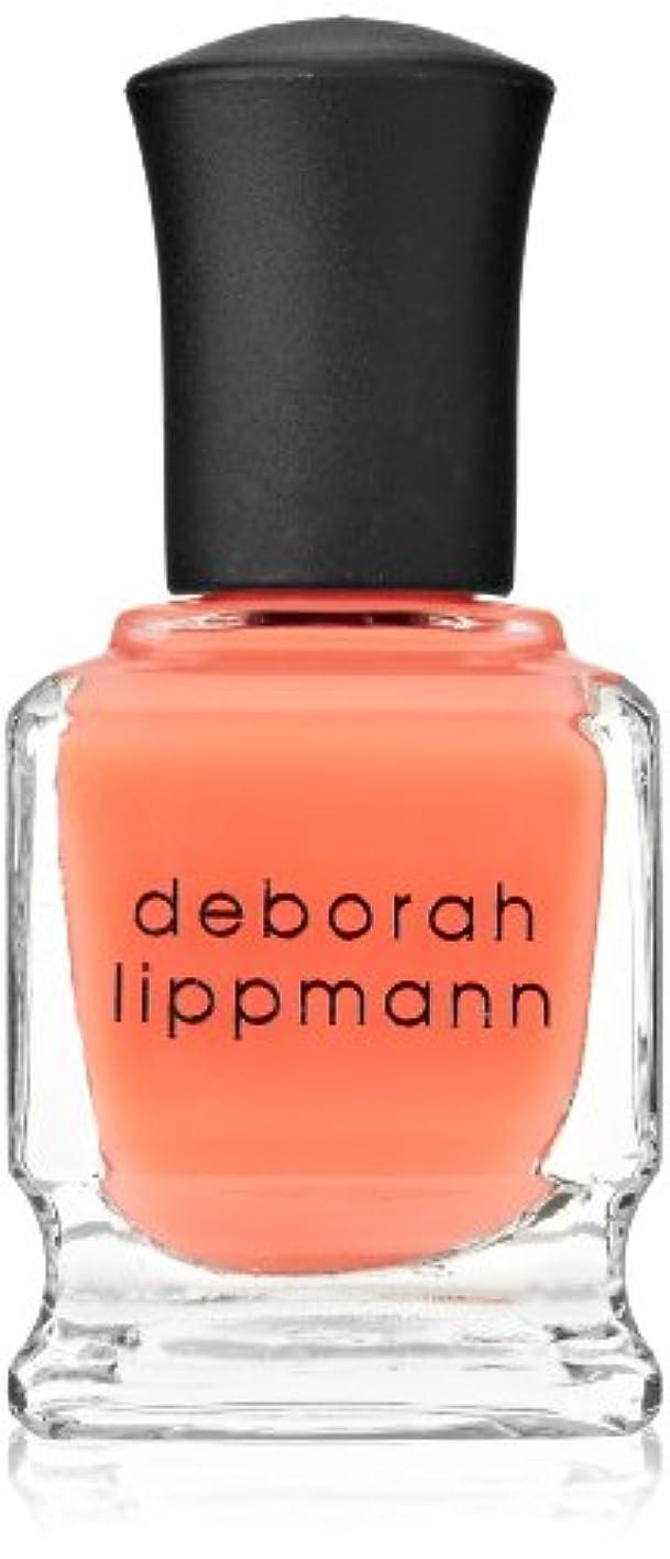 おそらく無条件つぼみ[Deborah Lippmann] デボラリップマン ポリッシュ ピンク系 15mL (ガールズ ジャスト ウォント トゥ ハブ ファン)