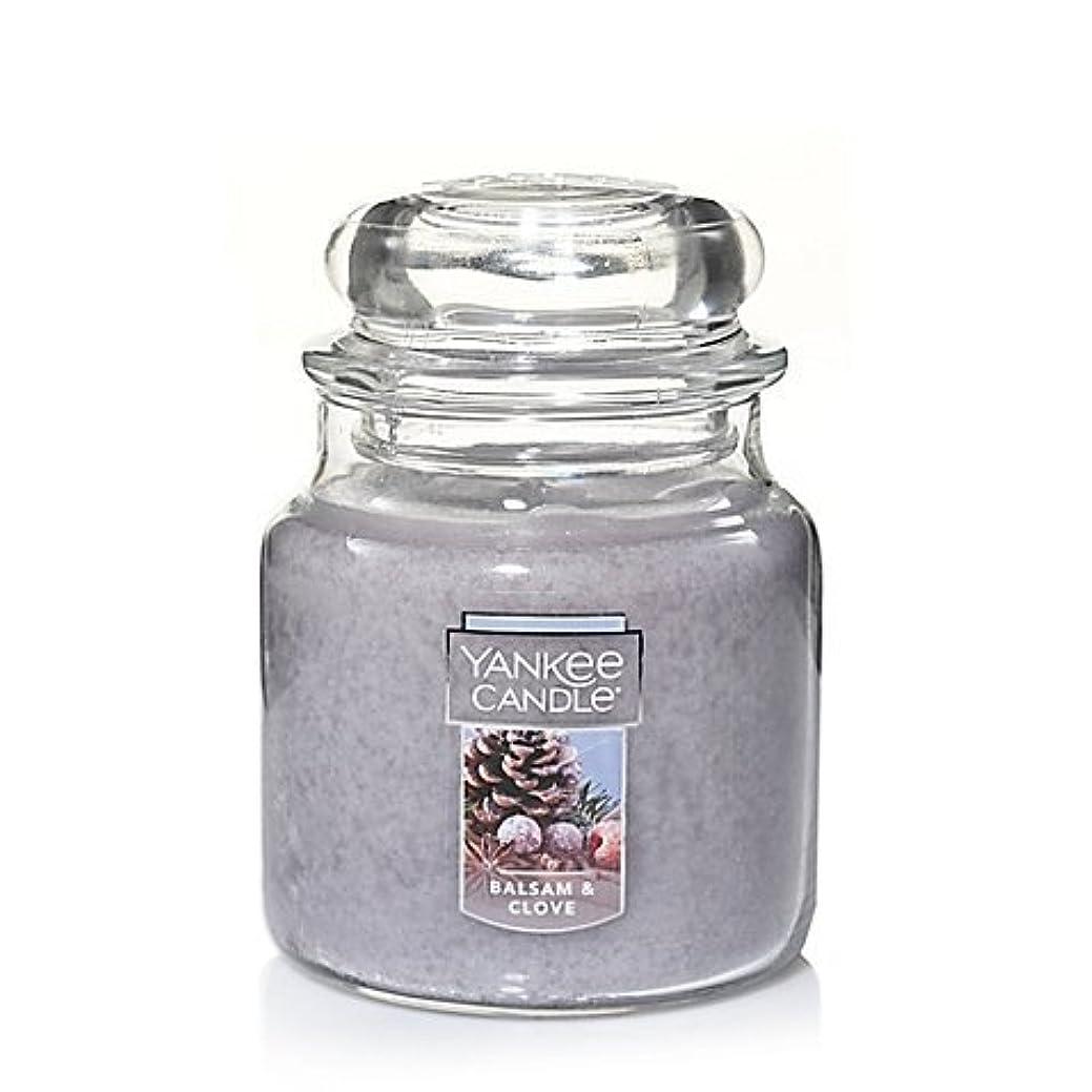 熟読する感嘆デコードするYankee Candle Balsam &クローブSmall Jar Candle