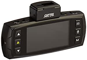 DOD LS470W ドライブレコーダー 日本語メニュー対応/ 西日本LED対応/ FULL HD 1080P、常時録画、夜間超高画質WDR、GPS+G-Sensor、日本語説明書付