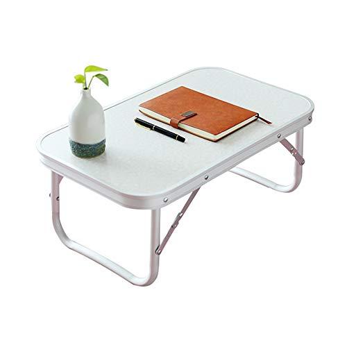 折りたたみテーブル ミニテーブル ローテーブル 耐荷重60kg 57×34×24cm MDF製1.3kg コンパクト テーブル 折れ脚 机 軽量 座卓 食事 勉強 ピクニック キャンプ