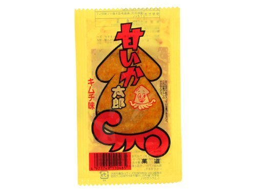 甘いか太郎 キムチ味 1枚