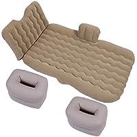 車のベッドカーの後列SUV車の旅行の睡眠エアクッション車のインフレータブルベッドユニバーサル寝床