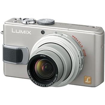 パナソニック デジタルカメラ LUMIX LX2 シルバー DMC-LX2-S