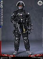 エリートシリーズ/フランス 国家警察特別介入部隊 RAID 1/6 アクションフィギュア(78061)