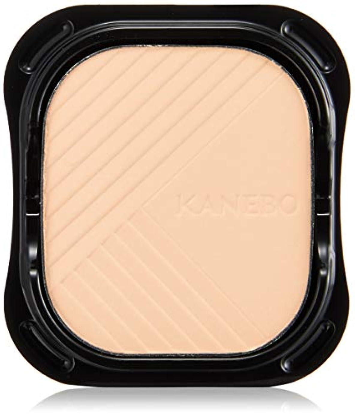 ヘッドレスそれる胚KANEBO(カネボウ) カネボウ ラスターパウダーファンデーション オークルB SPF6/PA++ ファンデーション(パクト)