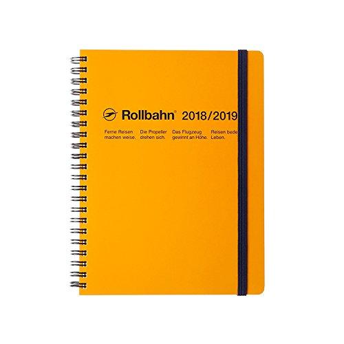 [해외]델 파닉스 루반 다이어리 A5 (2018 년판 : 2018 년 3 월 시작)/Delphonics Roluban diary A5 (2018 edition: beginning in March~ 2018)