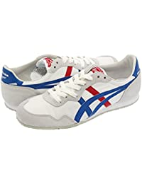 (オニツカタイガー) Onitsuka Tiger SERRANO WHITE/BLUE/RED