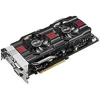 ASUSTeK NVIDIA GTX770チップセット オリジナルFAN「DirectCuII」搭載グラフィックカード GTX770-DC2OC-2GD5 【PCI-Express3.0】