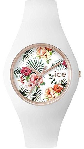 【正規品・2年保証】ICE-WATCH(アイスウォッチ)  アイス フラワー ICE Flower ICE.FL.LEG.U.S.15 レジェンド 時計拭き付き