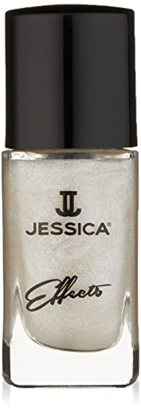 フェンス風刺湿気の多いJessica Effects Nail Lacquer - Yes to the Dress - 15ml / 0.5oz