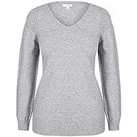 W.Lane V-Neck Side Zip Pullover - Womens