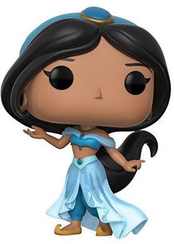 Funko - Figurine Disney Aladdin - Princesse Jasmine Pop 10cm - 0889698212151
